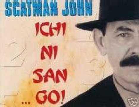 Scatman John - Ichi,ni,san...go