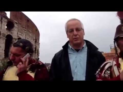 Randy and the Roman Army - Randy Singer The Advocate