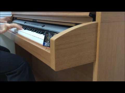 [頭文字D8 椿ライン]NEVER SAY NEVER / MANUEL piano cover 頭文字D イニシャルD インフィニティ BGM ピアノ Initial D