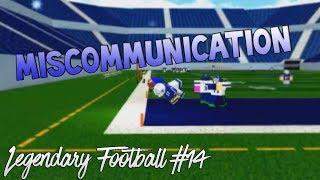 MISCOMMUNICATION [Legendary Football Funny Moments #14]