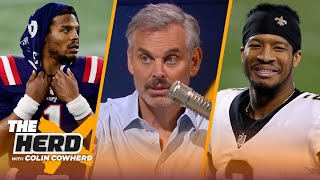 Colin Cowherd plays 'The Price is Right' with notable NFL free agents | NFL | THE HERD