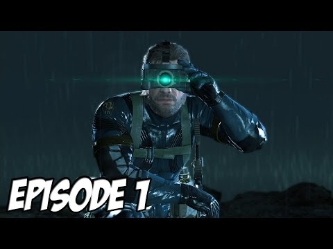 Let's Play: MGS V Ground Zeroes | Infiltration de retour | Episode 1