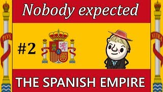 HoI4 - Kaiserreich - Nobody expected the Spanish Empire - Part 2