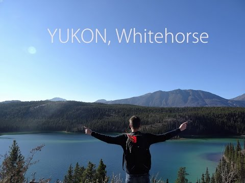 Discovery of Yukon - Whitehorse in Canada part 1