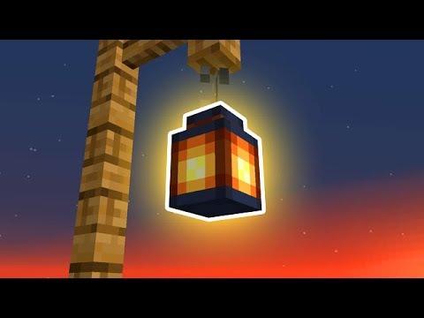 The New Minecraft Lantern