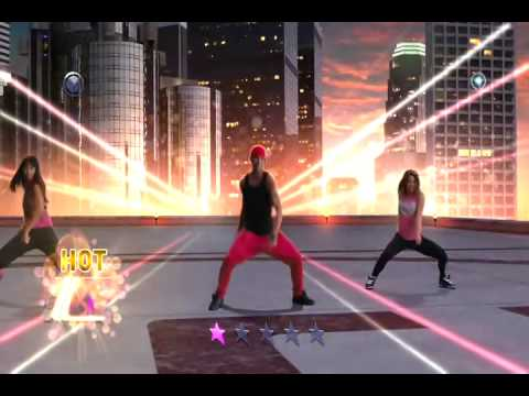 Zumba Fitness World Party Beam Me Up