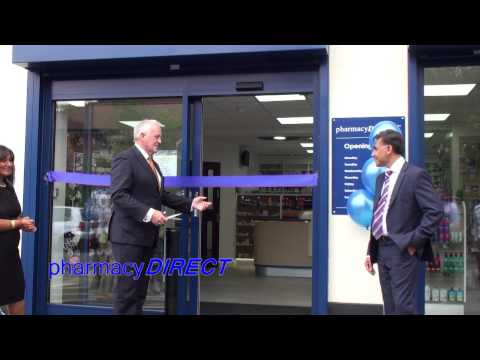 pharmacyDIRECT open a new pharmacy & Clinic Sep 2014 movie
