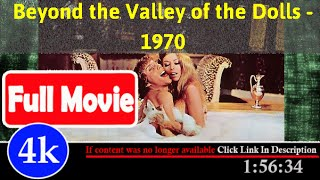 Beyond the Valley of the Dolls (1970) | 43542 *FuII* tiitax