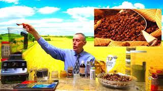 РЕЦЕПТ ОМОЛОЖЕНИЯ СТОИМОСТЬЮ 43 МИЛЛИОНА ДОЛЛАРОВ! Лён, пажитник (хельба), куркума, какао!.