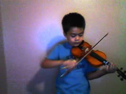 LachLan O'Haggin Flowers Of Edinburgh 6 Year Old Fiddler