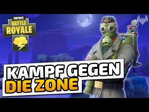 Kampf Gegen Die Zone - ♠ Fortnite Battle Royale: Steady Storm ♠ - Deutsch - Dhalucard