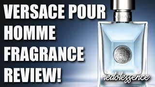 Versace Pour Homme Fragrance / Cologne Review
