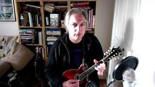 Sliabh Russell (jig) on mandolin