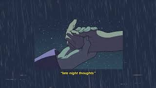 belfa - late night thoughts (ft. kayli marie)