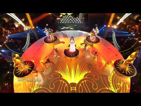 MBC The X Factor -هند زيادي - ايه ايه-العروض المباشرة