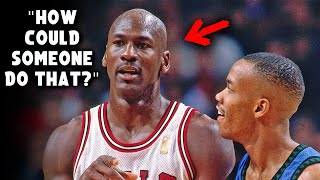 The CRUELEST Prank Ever Pulled in an NBA Game!