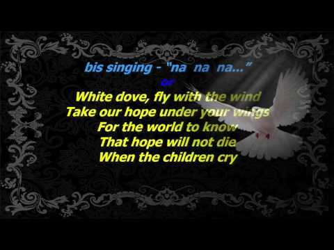 white dove scorpions (videolyrics)