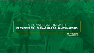 Treaty and Representation: Jaṁes Makokis in Conversation with U of A President Bill Flanagan