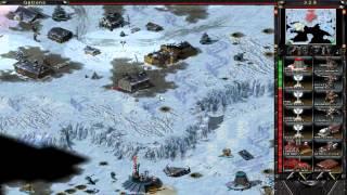 C&C Tiberian Sun Firestorm Skirmish Game with Irwe