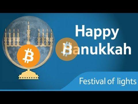 James Bond Bitcoin Live 00134 #Banukkah