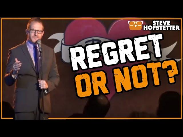 Does Steve Hofstetter Regret Hecklers? - Steve Hofstetter