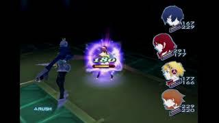 Shin Megami Tensei : Persona 3 FES -90- Natural Dancer