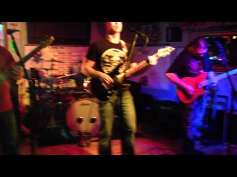 Broken Stone at The Blue Grouch in Springfield Illinois
