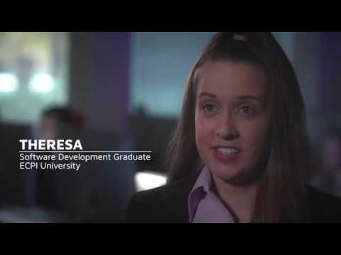 ECPI University Software Development Program