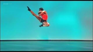 Nafisah Baba WINNER BBC Young Dancer of 2017 [HD1080p]