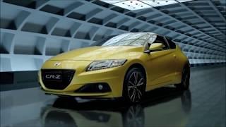 2018 All New Honda CR-Z - Full Review