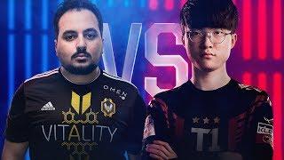 Jiizuke vs Faker | 1 v 1 Tournament | 2018 All-Star Event | Day 2