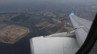 Gambar cover Garuda Indonesia PK-GPO takeoff from Soekarno-Hatta Airport in Jakarta