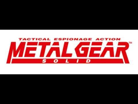 Metal Gear Solid 3 Music Wig Escape