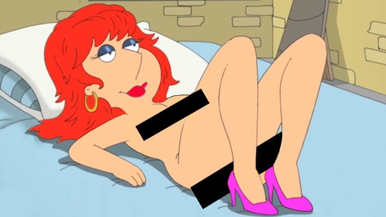 Family Guy - Lois Sex Tape - Youtube-5539