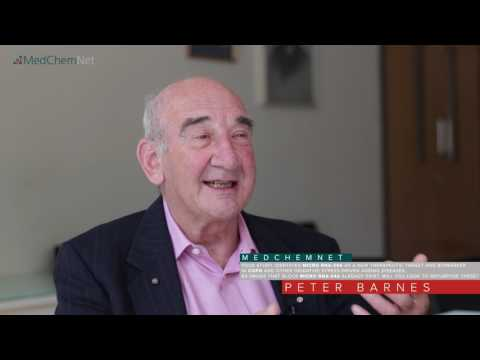 Interview with respiratory expert Peter Barnes