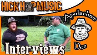 Apalachee Don - Hick Hop Music Interview