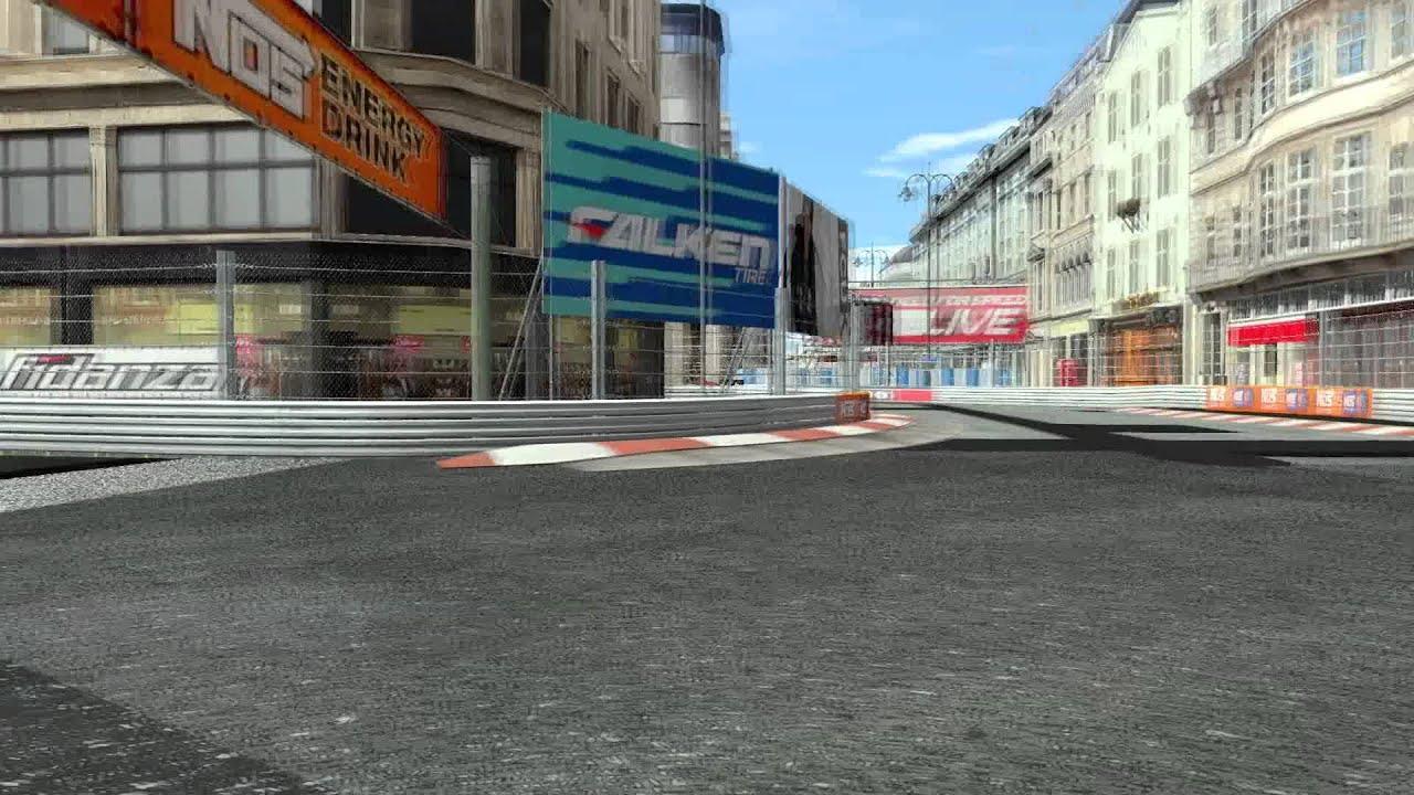 Rfactor 2 nissan gtr gt3 london street circuit
