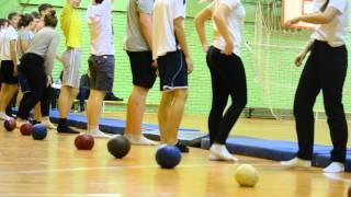 урок физкультуры с элементами лечебной гимнастики(Урок физкультуры., 2015-04-30T20:38:23.000Z)