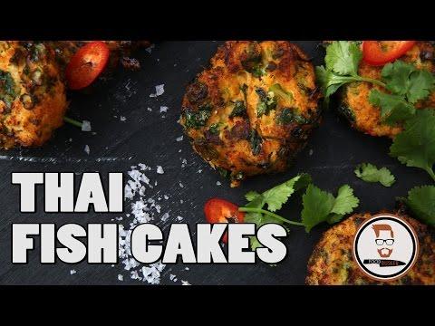THAI FISH CAKES | John Quilter