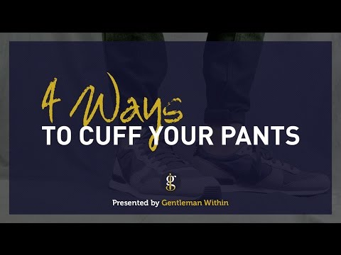 How To Cuff Your Jeans 4 Ways | Master the Pinroll