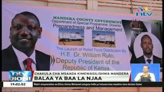 Baa la njaa: Chakula cha msaada kimewasilishwa Mandera