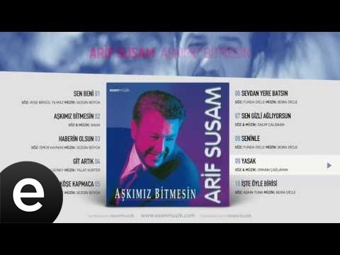 Yasak (Arif Susam) Official Audio #yasak #arifsusam