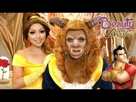 'Beauty and the Beast' Beast Makeup Tutorial !!!