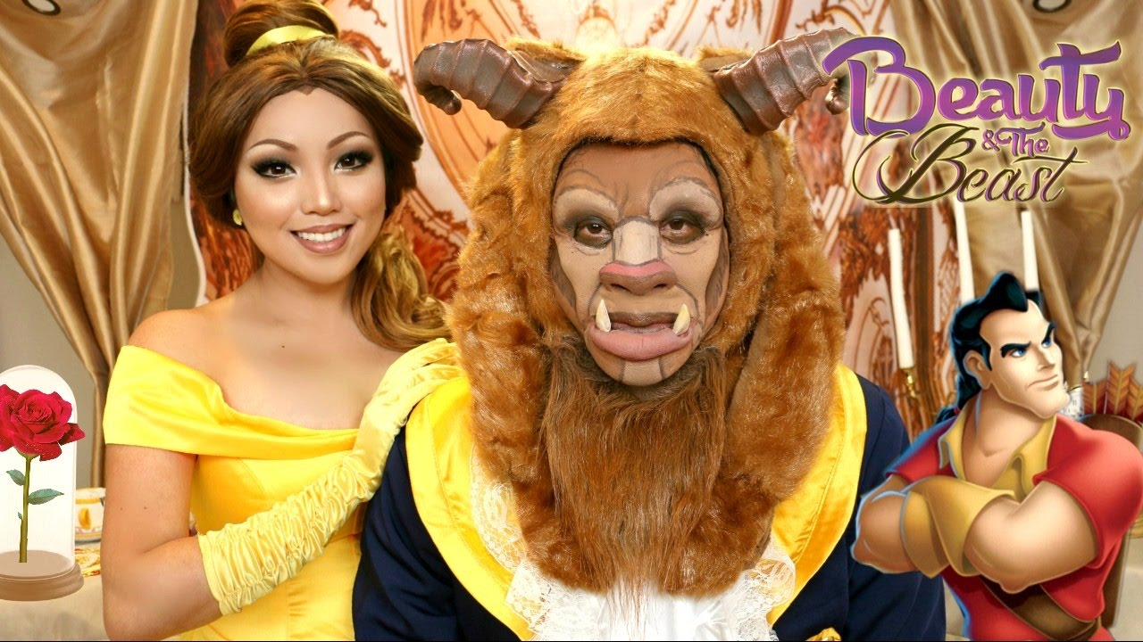 Beauty and the beast beast makeup tutorial youtube beauty and the beast beast makeup tutorial solutioingenieria Gallery