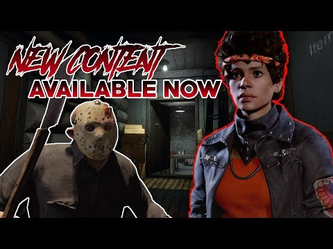 FOX is Coming Soon!   UPDATE is now LIVE!!   Friday the 13th: The Game