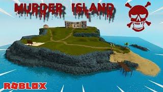 SURVIVE MURDER ISLAND! ROBLOX