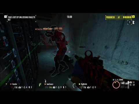PAYDAY 2: Beneath The Mountain, One Down, All Loot (PC)