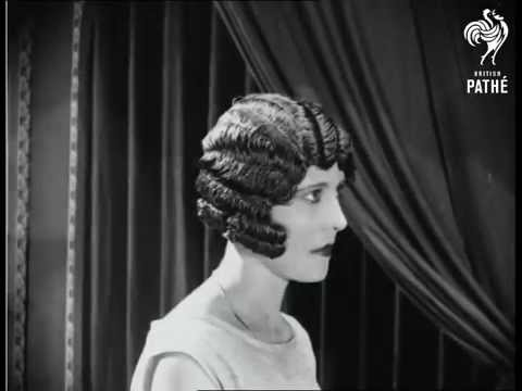The Crowning Glory - Latest Hair Styles (1926)