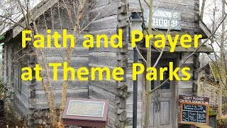 Faith & Prayer at Disney & Silver Dollar City- Ep 31 Confessions of a Theme Park Worker