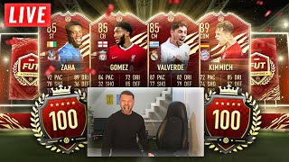 FIFA 21: MEINE 30-0 TOP 200 REWARDS 😱😱 NEUES TEAM BAUEN!!!